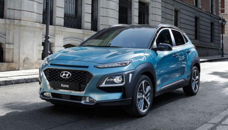 Prova nuova Hyundai Kona 2018: Crossover compatto poca spesa e tanta resa! - Foto 3 di 21