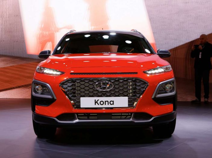 Hyundai Kona, dettagli e caratteristiche del nuovo SUV - Foto 4 di 20