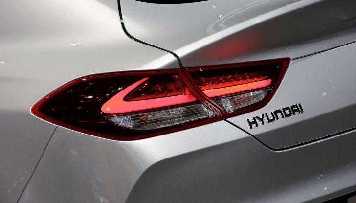 Hyundai i30 Fastback, la nuova coupè a 5 porte - Foto 8 di 13