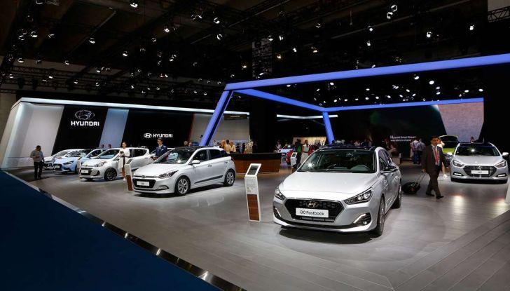 Hyundai i30 Fastback, la nuova coupè a 5 porte - Foto 12 di 13