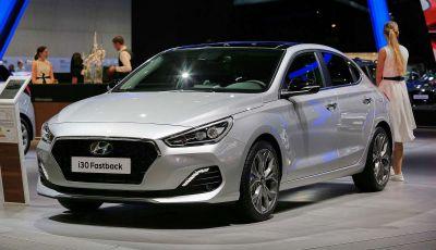 Hyundai i30 Fastback, la nuova coupè a 5 porte