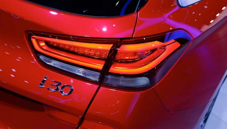 Nuova Hyundai i30 Wagon la familiare segmento C si rinnova - Foto 5 di 11