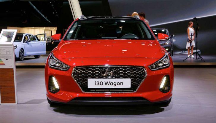 Nuova Hyundai i30 Wagon la familiare segmento C si rinnova - Foto 10 di 11
