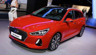 Nuova Hyundai i30 Wagon la familiare segmento C si rinnova