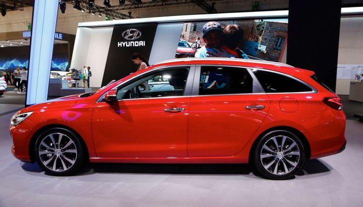 Nuova Hyundai i30 Wagon la familiare segmento C si rinnova - Foto 2 di 11