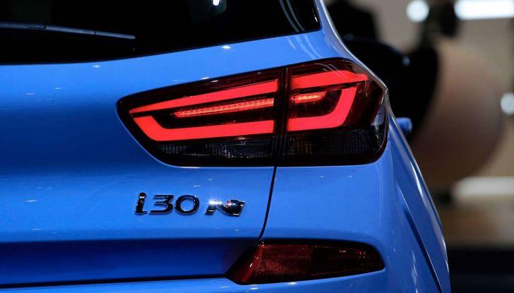 Hyundai i30 N, compatta sportiva da 275 cavalli - Foto 2 di 17