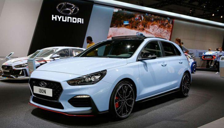 Hyundai i30 N, compatta sportiva da 275 cavalli - Foto 1 di 17