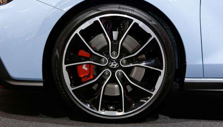 Hyundai i30 N, compatta sportiva da 275 cavalli - Foto 3 di 17