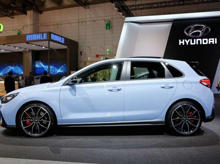 Hyundai i30 N, compatta sportiva da 275 cavalli - Foto 4 di 17