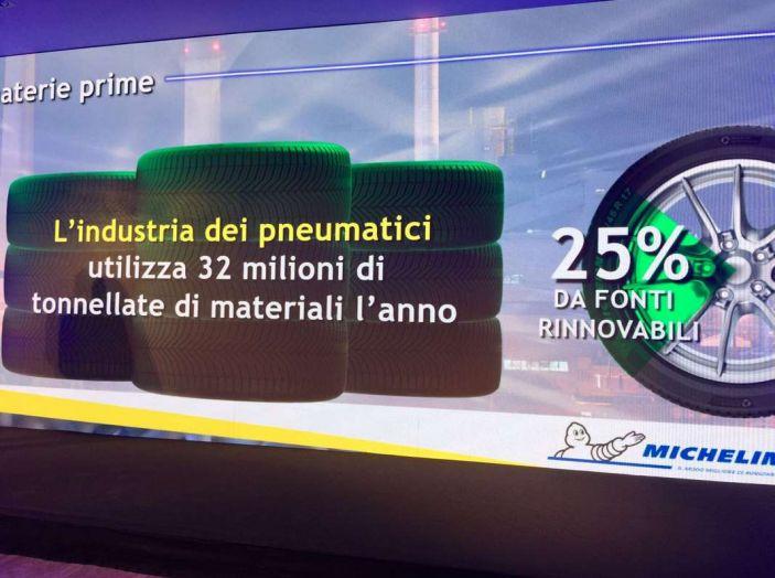 Perchè 1.4 millimetri di un pneumatico auto possono far risparmiare miliardi di euro senza problemi di sicurezza? - Foto 4 di 30