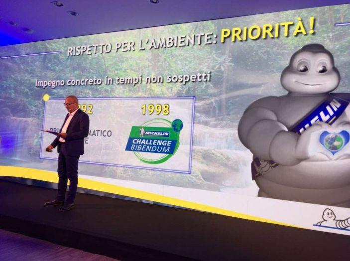 Perchè 1.4 millimetri di un pneumatico auto possono far risparmiare miliardi di euro senza problemi di sicurezza? - Foto 11 di 30