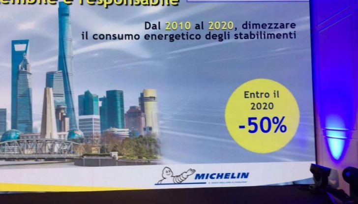 Perchè 1.4 millimetri di un pneumatico auto possono far risparmiare miliardi di euro senza problemi di sicurezza? - Foto 30 di 30