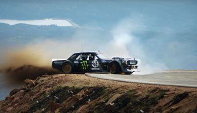 Ken Block alla Pike's Peak con una Mustang da 1.400CV [Video]