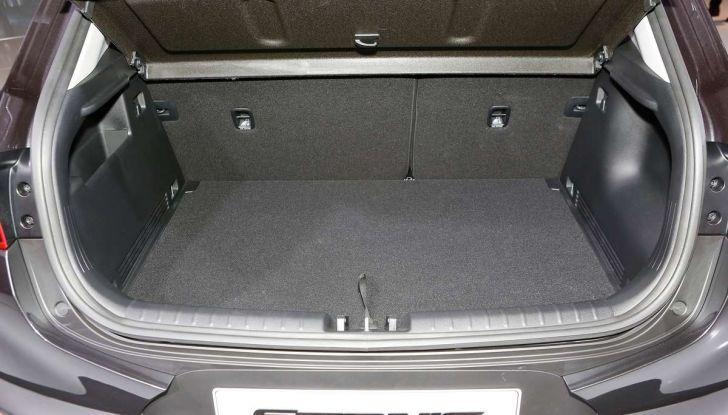 Kia Stonic, dettagli del SUV compatto coreano - Foto 18 di 19