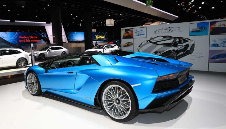 Lamborghini Aventador S Roadster - Foto 18 di 26