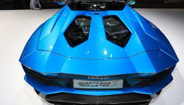 Lamborghini Aventador S Roadster - Foto 19 di 26
