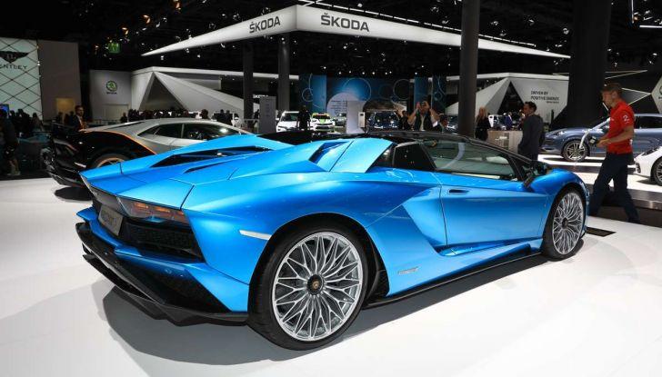 Lamborghini Aventador S Roadster - Foto 20 di 26