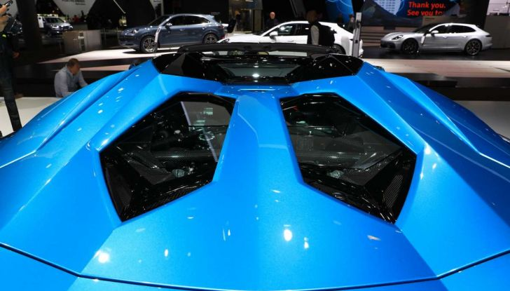 Lamborghini Aventador S Roadster - Foto 23 di 26