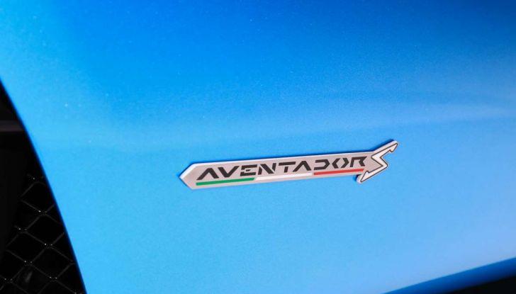 Lamborghini Aventador S Roadster - Foto 24 di 26