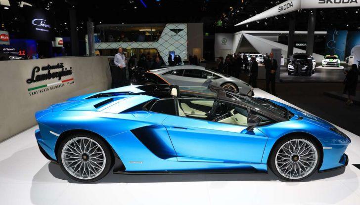 Lamborghini Aventador S Roadster - Foto 4 di 26