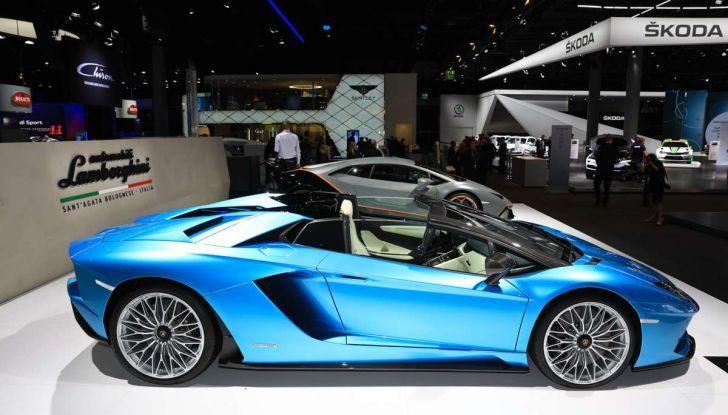 Lamborghini Aventador S Roadster - Foto 26 di 26