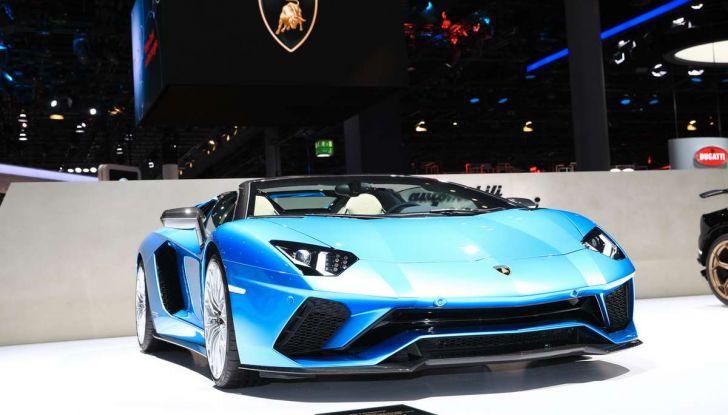 Lamborghini Aventador S Roadster - Foto 8 di 26