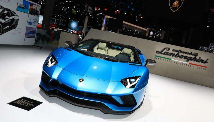 Lamborghini Aventador S Roadster - Foto 11 di 26