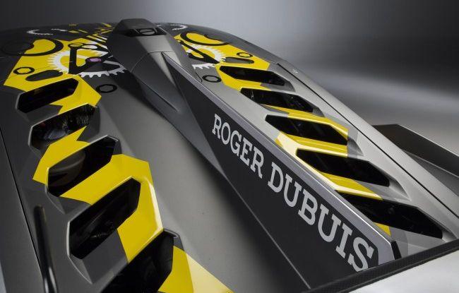 Lamborghini Huracán Super Trofeo EVO debutta con livrea Roger Dubuis - Foto 6 di 10