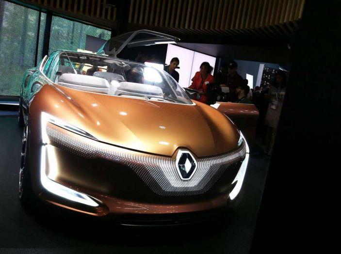 Le 4 auto elettriche più innovative del Salone di Francoforte 2017 - Foto 10 di 12