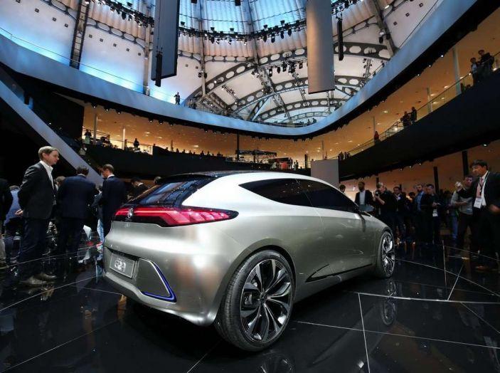Le 4 auto elettriche più innovative del Salone di Francoforte 2017 - Foto 2 di 12