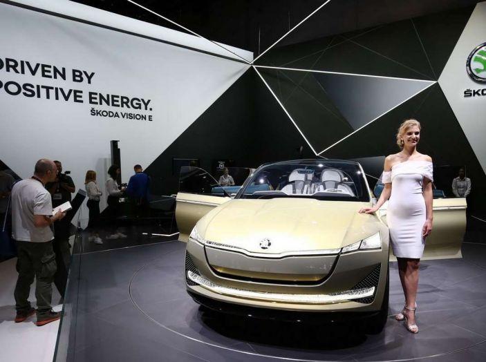 Le 4 auto elettriche più innovative del Salone di Francoforte 2017 - Foto 5 di 12