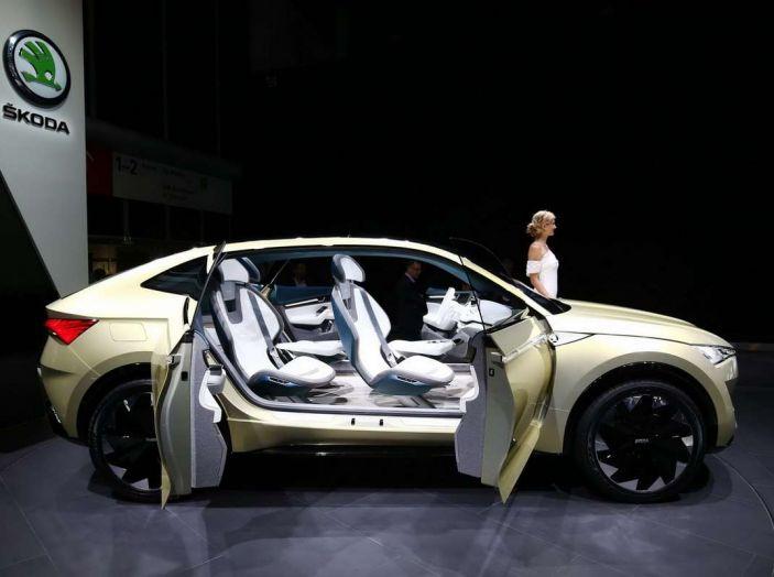 Le 4 auto elettriche più innovative del Salone di Francoforte 2017 - Foto 6 di 12