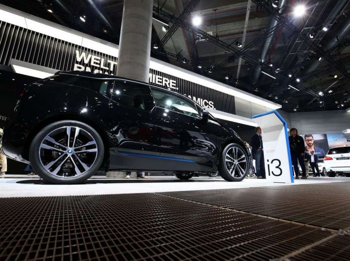 Le 4 auto elettriche più innovative del Salone di Francoforte 2017 - Foto 8 di 12