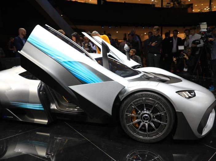 Le 5 supercar più veloci del Salone di Francoforte 2017