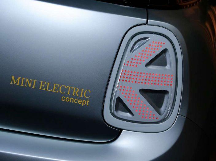MINI Electric Concept per anticipare il 2019 al Salone di Francoforte - Foto 16 di 24