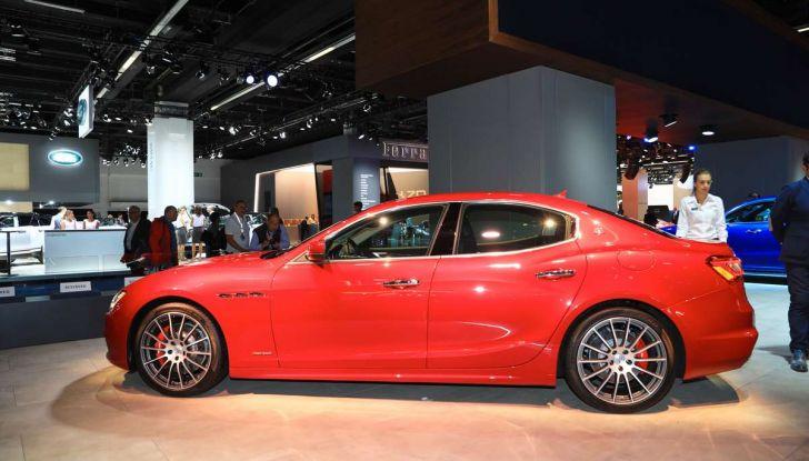 Maserati Ghibli Facelift 2018, prime foto e dettagli - Foto 11 di 13