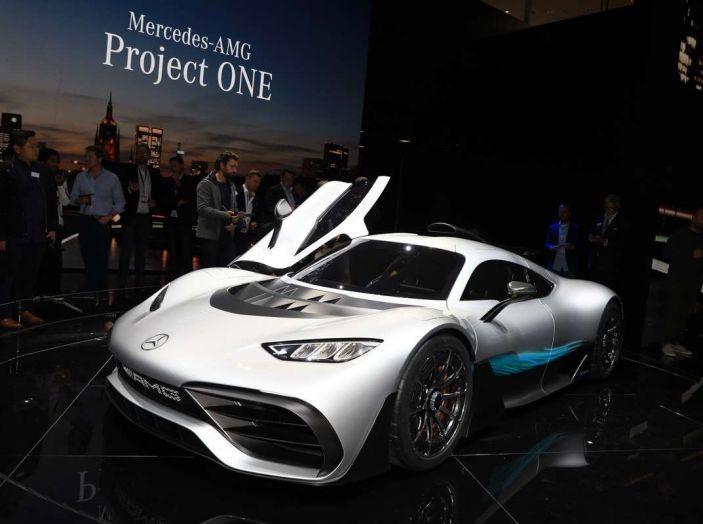Le auto più lussuose del Salone di Francoforte 2017 - Foto 13 di 15