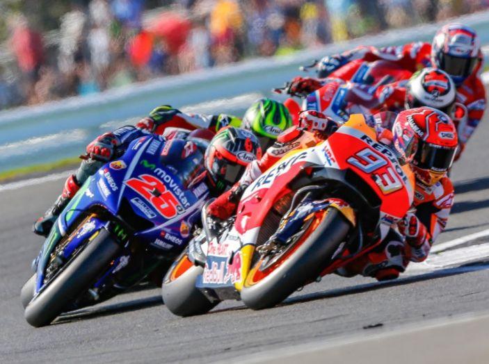 Orari Aragon 2017, in diretta su Sky e TV8 della MotoGP - Foto 5 di 17