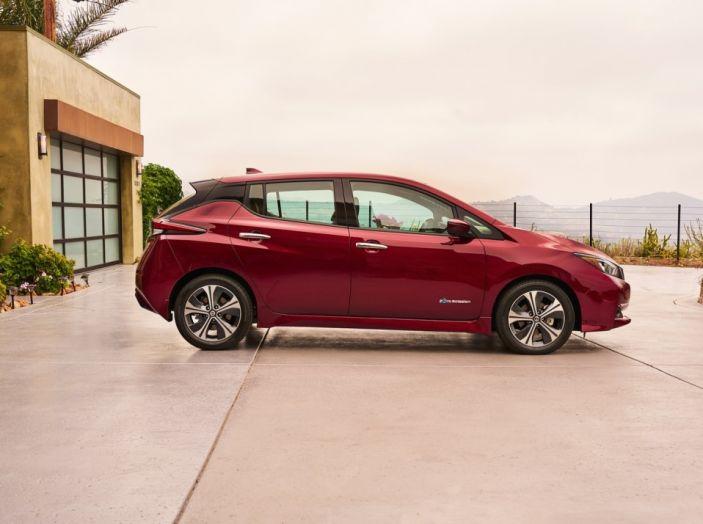 Nissan LEAF 2018: caratteristiche, autonomia e prezzi - Foto 8 di 26