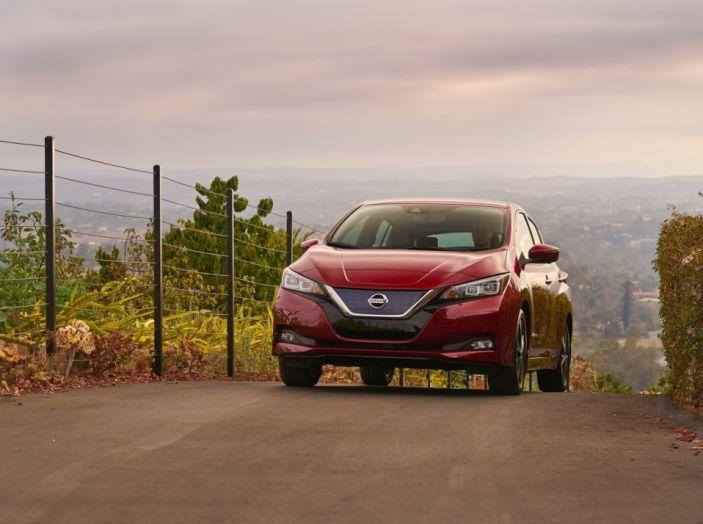Nissan LEAF 2018: caratteristiche, autonomia e prezzi - Foto 1 di 26