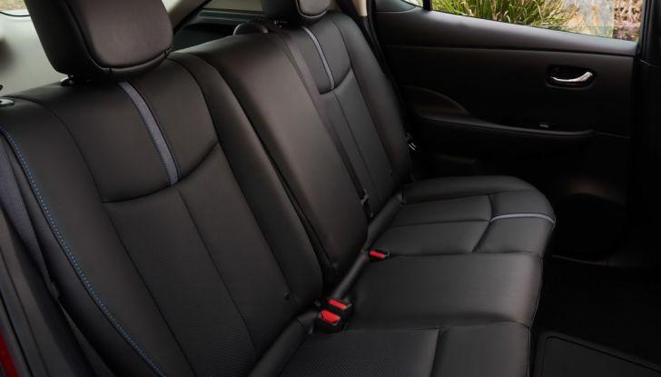 Nissan LEAF 2018: caratteristiche, autonomia e prezzi - Foto 9 di 26