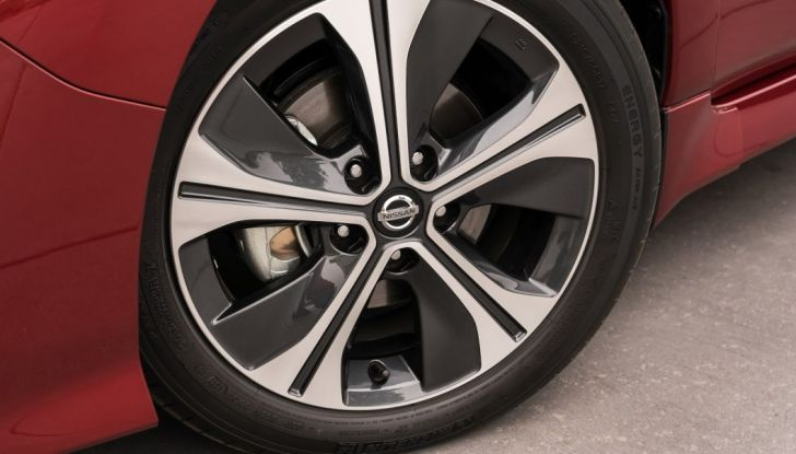 Nissan Italia e Università dell'Aquila fanno squadra per una nuova mobilità elettrica - Foto 18 di 26