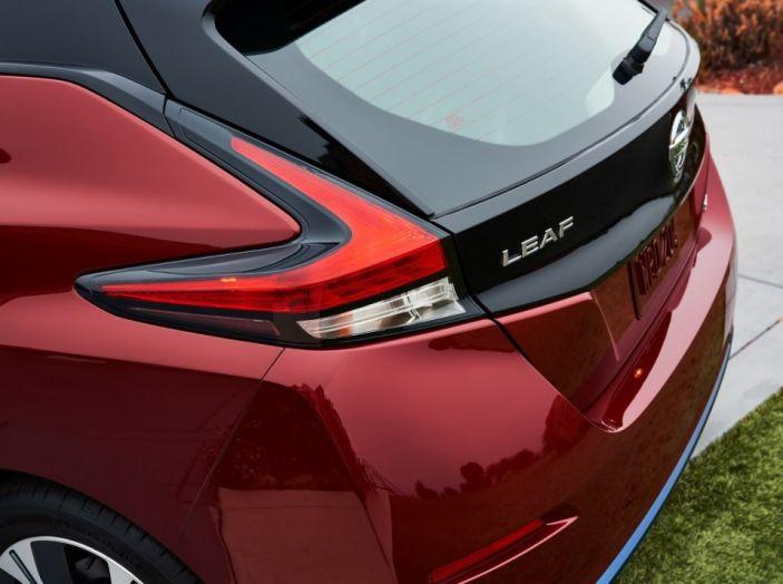 Nissan LEAF 2018: caratteristiche, autonomia e prezzi - Foto 19 di 26