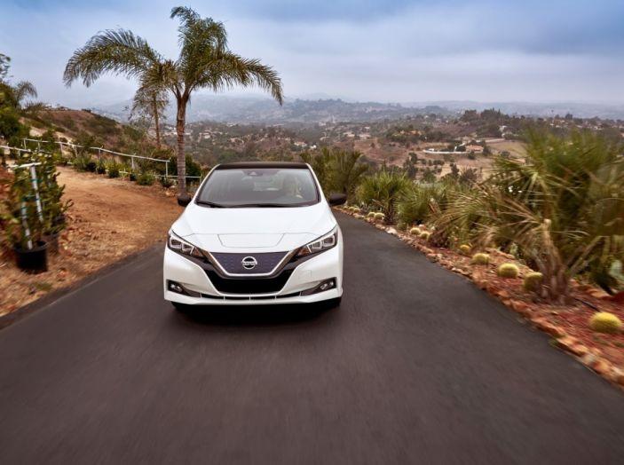 Nissan LEAF 2018: caratteristiche, autonomia e prezzi - Foto 6 di 26