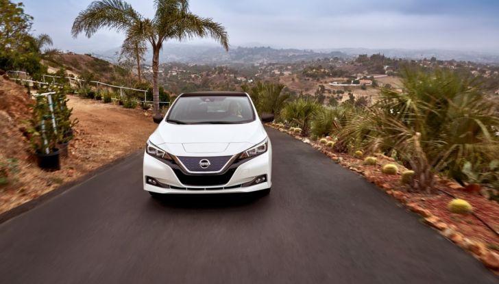 Promozione Nissan Leaf, febbraio 2018: prezzi da 299€ al mese - Foto 6 di 26