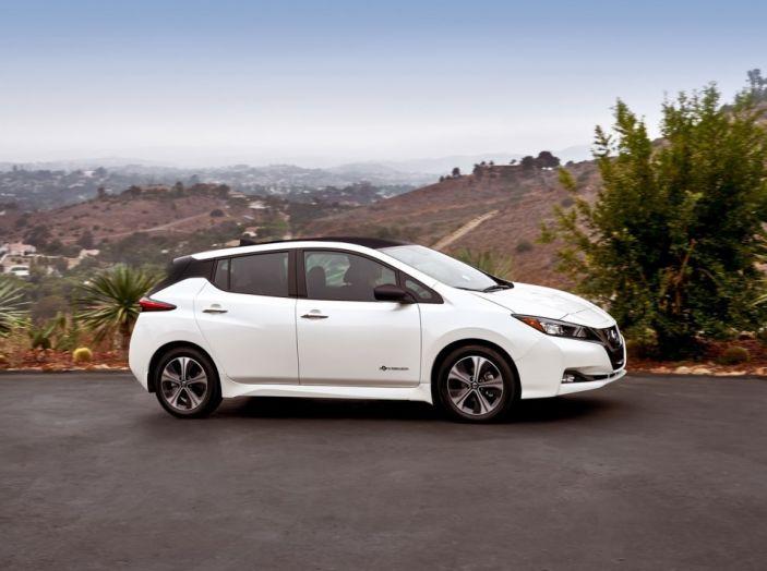 Nissan LEAF 2018: caratteristiche, autonomia e prezzi - Foto 5 di 26