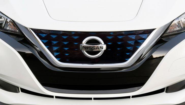 Nissan LEAF 2018: caratteristiche, autonomia e prezzi - Foto 25 di 26