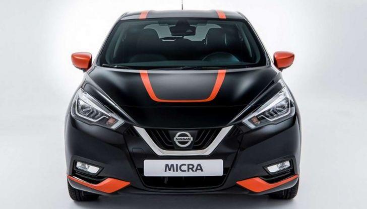 Nissan Micra Bose Personal Edition, la citycar per gli amanti della musica - Foto 2 di 9