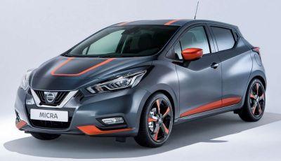 Nissan Micra Bose Personal Edition, la citycar per gli amanti della musica