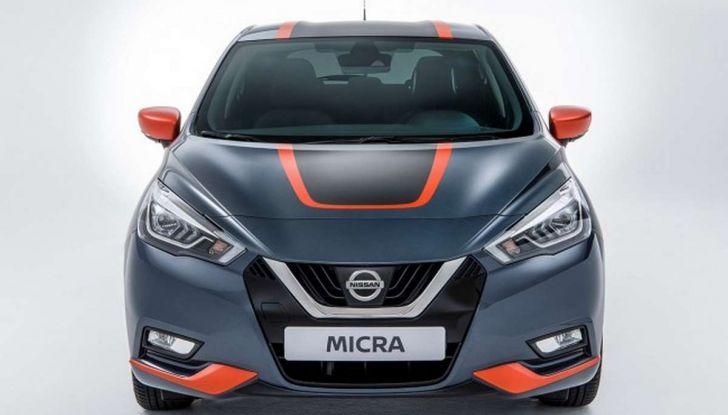 Nissan Micra Bose Personal Edition, la citycar per gli amanti della musica - Foto 4 di 9